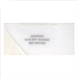 Apsauginis suvirintojo filtras WH-CP2414, skaidrus