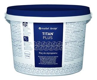 Lubų klijai Titan Plius