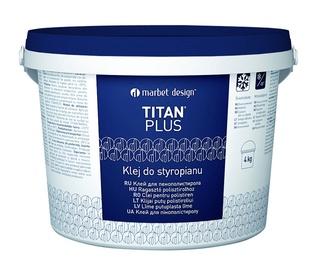 Vahtplasti liim Titan Plus, 4kg