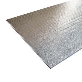 Akytojo polietileno plėvelė, dengta aliuminio pudra