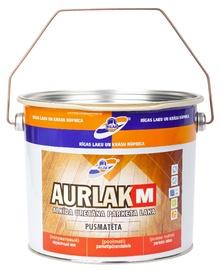 """Pusiau matinis alkidinis uretano grindų lakas """"Rilak"""" AU-271, 2,7 l"""