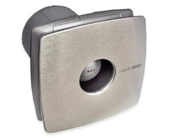 """Ištraukiamasis ventiliatorius """"Cata"""" X-Mart 10 Standart Inox H"""