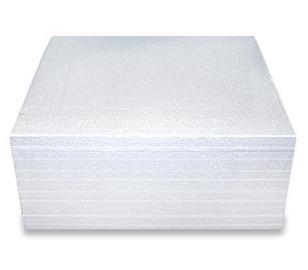 Polistireno putplasčio plokštė EPS100, 100x1000x1000 mm