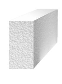 Polistireninis putplastis EPS70, 100 x 500 x 1000 mm (frezuotas)