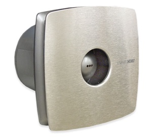 """Ištraukiamasis ventiliatorius """"Cata"""" X-Mart 12 Standart Inox"""