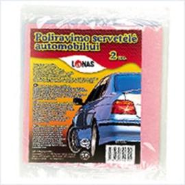 Poleerimislapp autole Lon 9102, 2tk
