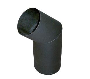 Ühendustoru nurk ABX, 130 mm, 45°