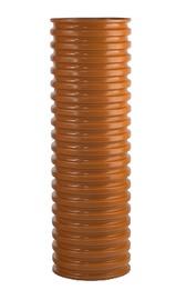 Gofrēta caurule kanalizācijas akai Wavin D315x3000mm, PVC
