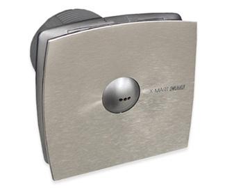 """Ištraukiamasis ventiliatorius """"Cata"""" X-Mart 10 Matic Inox"""