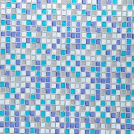 Vannas aizkars Gedy Mosaico 200, 180x200cm