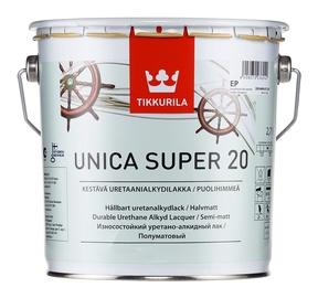 """Lakas """"Tikkurila"""" Unica Super, pusiau matinis, 2,7 l"""
