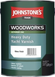 "Blizgus medienos lakas ""Johnstone's"" Jacht Varnish, 0,75 l"