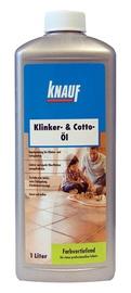 Hooldusõli plaatidele Knauf Klinker- & Cotto Öl 1L
