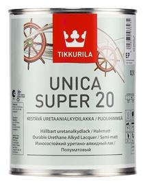 """Lakas """"Tikkurila"""" Unica Super, pusiau matinis, 0,9 l"""
