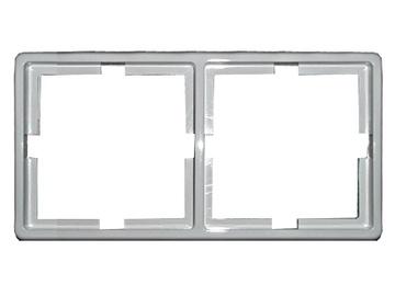 Rėmelis Vilma R02 ST150, baltas