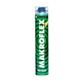 Pistoletinės mažai besiplečiančios putos Makroflex, 750 ml
