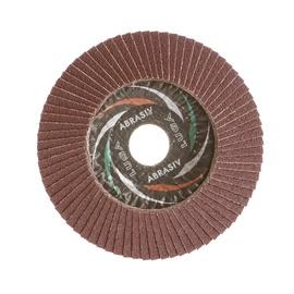Žiedlapinis šlifavimo diskas, 125x22,23 mm