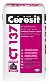 Dažomasis dekoratyvinis tinkas Ceresit CT137, 1,5 mm, 25 kg