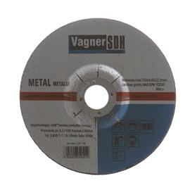 Šlifavimo diskas, 150x6x22,23 mm