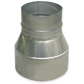 PĀREJA DŪMVADA 150-160MM INOX (WADEX)
