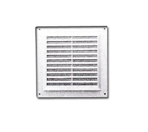 Ventilācijas reste Europlast VR150X150mm, balta