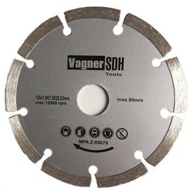 DEIMANTINIS SEGMENTINIS PJOVIMO DISKAS (300X3,2X22,23 mm) (VAGNER SDH)