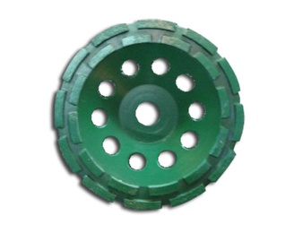 Deimantinis šlifavimo puodas, 180x22,23 mm