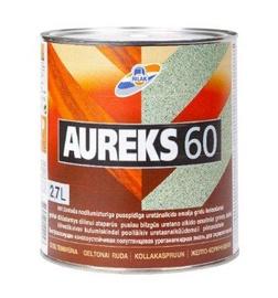 """Grindų dažai """"Rilak"""" Aureks 60, raudonai rudi, 0,9 l"""