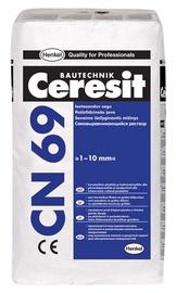 Savaime išsilyginantis mišinys Ceresit CN 69, 1–10 mm