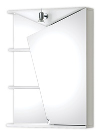 """Vonios spintelė """"Riva"""" SV60, su veidrodžiu"""