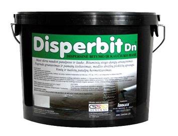 Bituumenmastiks Izolex Disperbit Dn 10 kg