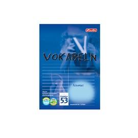 Žodynėlių sąsiuvinis Herlitz 00413682