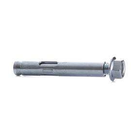 Inkarinis varžtas su metaliniu kaiščiu, 12x75 mm