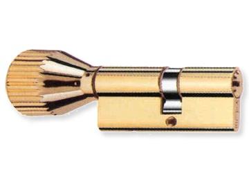 Lukusüdamik Kale Kilit 164/BK 62mm, messing