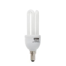 """Kompaktinė liuminescencinė lempa """"Vagner SDH"""" 11 W 3U E14 10 KH"""