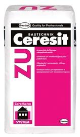 Mišinys putų polistirenui klijuoti ir armuoti Ceresit ZU, 25 kg