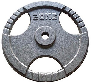 Diskinis svoris grifui YLPS06, 20 kg