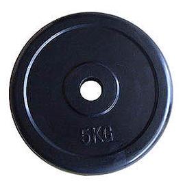 Diskinis svarmuo YLPS26, 5 kg, gumuotas