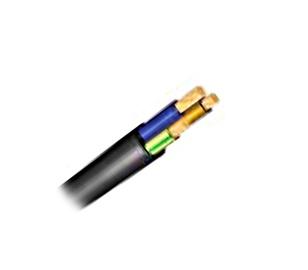 KABELIS H07RN-F 5X4.0 MELNS (100/500)