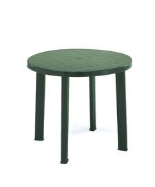 Plastist aialaud Tondo, 90 cm, roheline