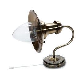 Sienas lampa Searchlight Fisherman 5331-1AB 60W E27