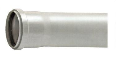 Kanalizācijas caurule Magnaplast HTplus D40x2000mm, PP