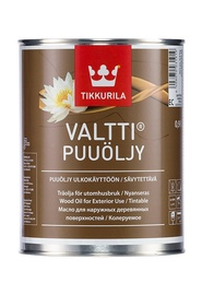 "Medienos aliejus ""Tikkurila"" Valtti Puuoljy, 0,9 l"