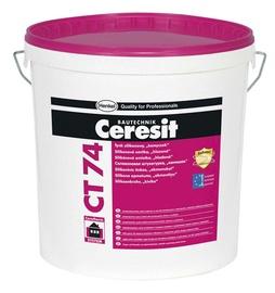 """Silikatinis-silikoninis tinkas """"Ceresit"""" CT174 1,5 mm, 25 kg"""