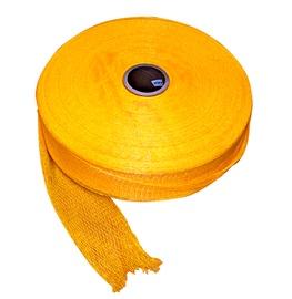 Tinklinė megzta rankovė, geltona, 1000 m