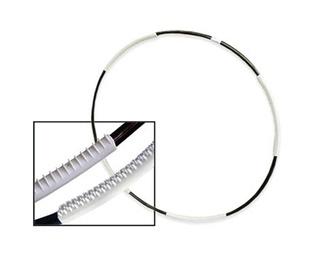 Gimnastikos lankas su žiedais