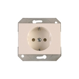 Kištukinis lizdas Vilma RP16-002-02 V XP500, baltas