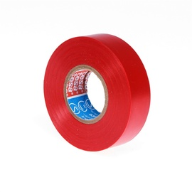 Isoleerteip PVC 0,12 19 mm x 20 m punane