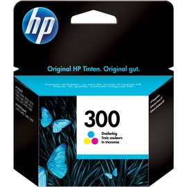Spausdintuvų rašalas HP 300, 3 spalvos