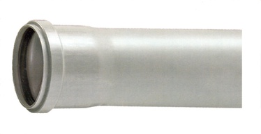 Vamzdis Magnaplast, skersmuo – 75 mm, ilgis – 1 m